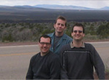 Trio in New Mexico